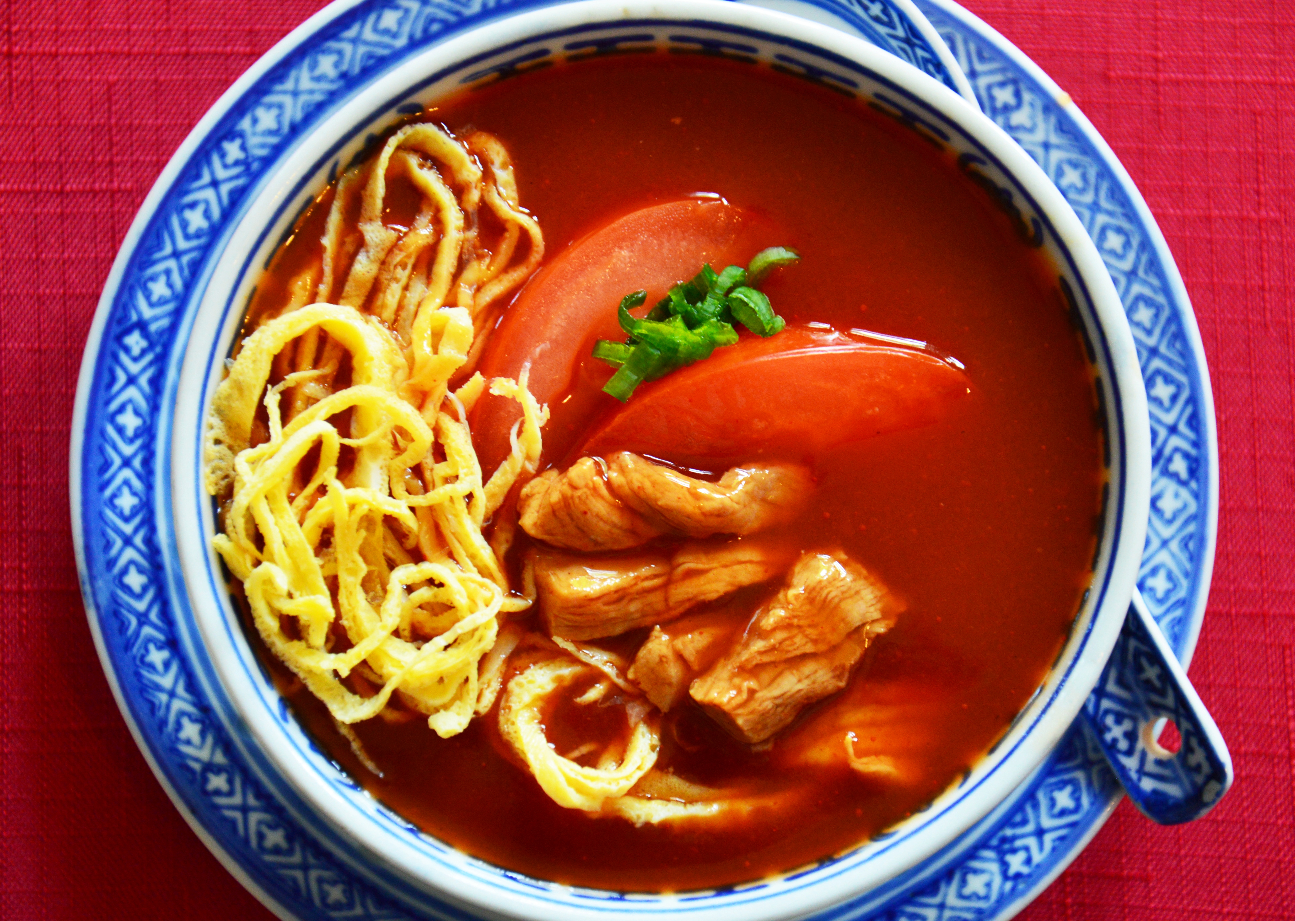Zupy Kuchnia Chinska Menu Restauracja Zlota Kaczka